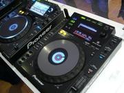 Pioneer CMX-3000 Twin CD Player